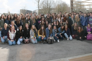 Transition Year Trip to France 2014