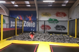 TY Games at Jumpzone December 2017